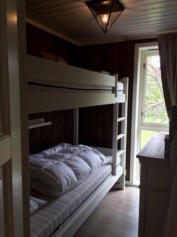 Bedroom 3 -  bunk bed (75+75 cm)