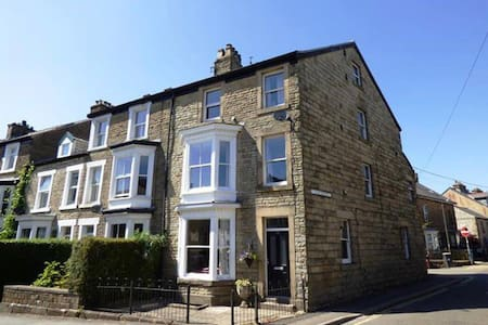 Buxton Spa House - Beautiful Town Centre House