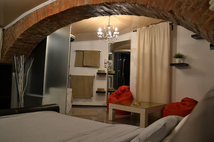 Old Town Apartment Rosetti