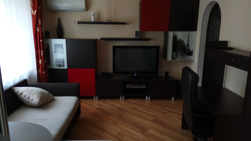 1-к квартира, 32 м², 1/9 эт. - Moskva - Appartement