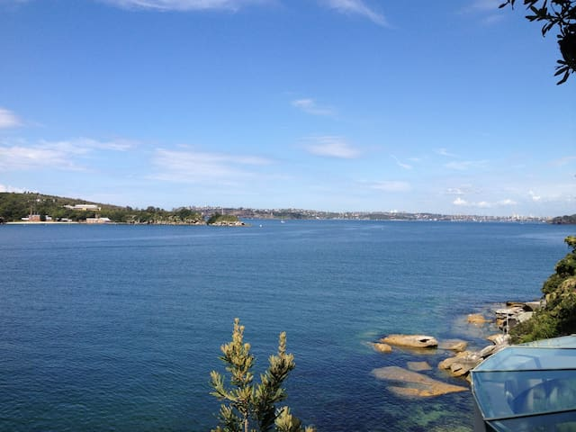 Little Manly harbour views - Manly - Apartment