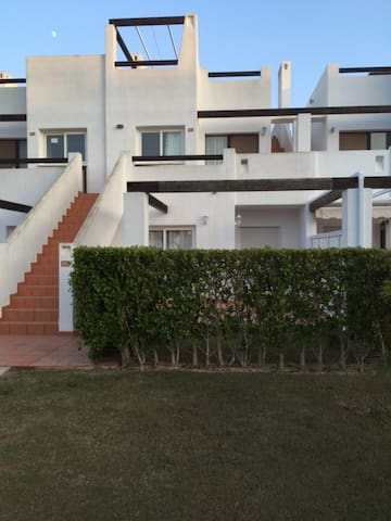 Golf Resort Holiday near Sea - Alhama de Murcia - Appartement