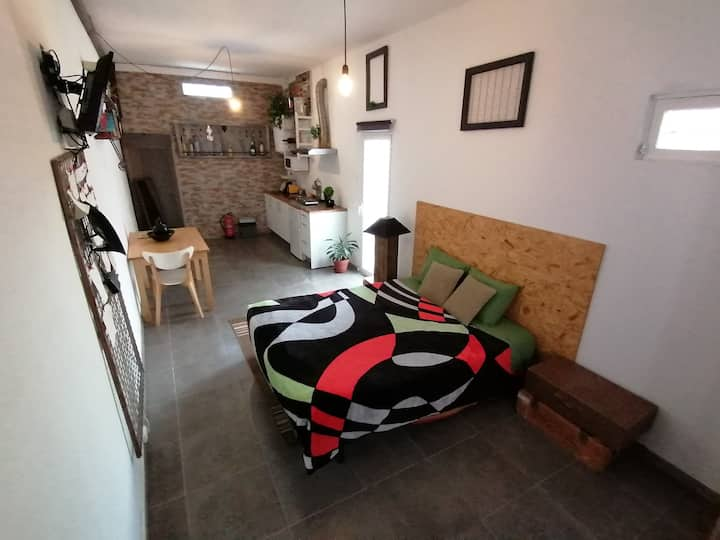 Small Studio, Down Town, 10m Ponta Delgada