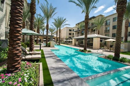 Scottsdale Resort Living - Paradise Valley