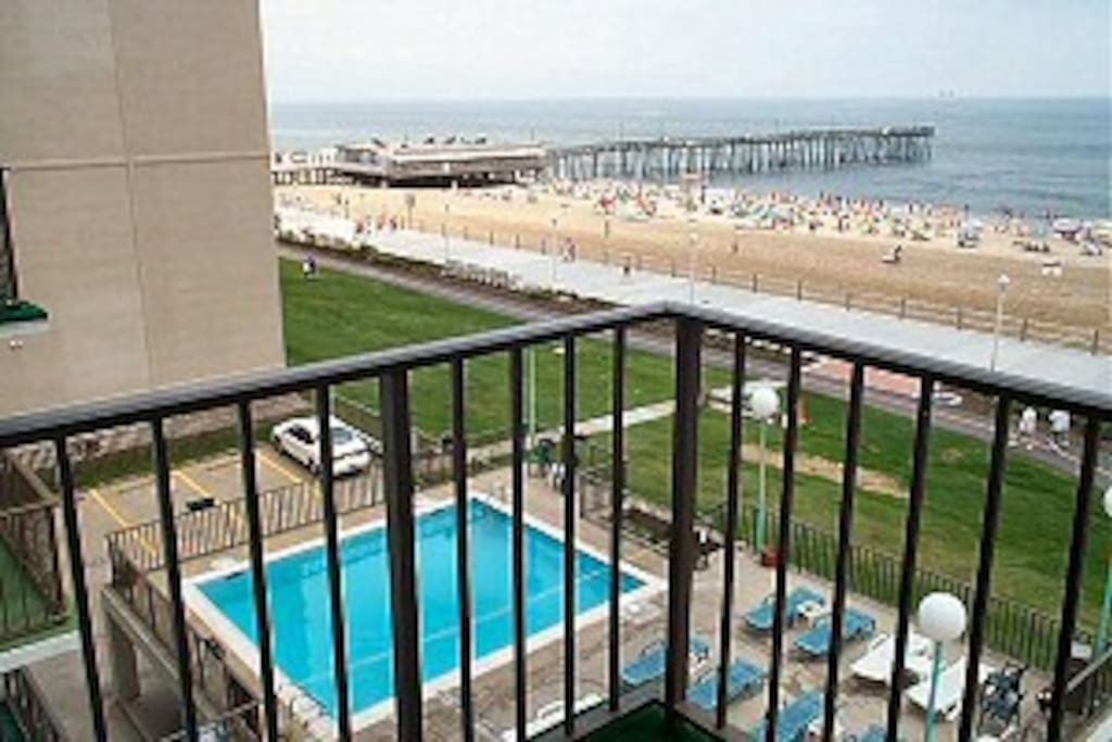 Condo Suite Oceanfront The Colony Va Beach Resorts For Rent In Virginia Beach Virginia