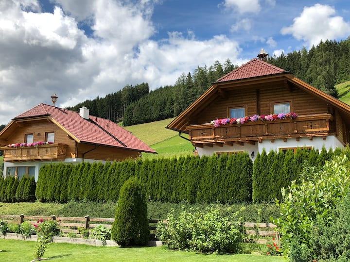 Sonnenchalet 2 im Salzburger Lungau