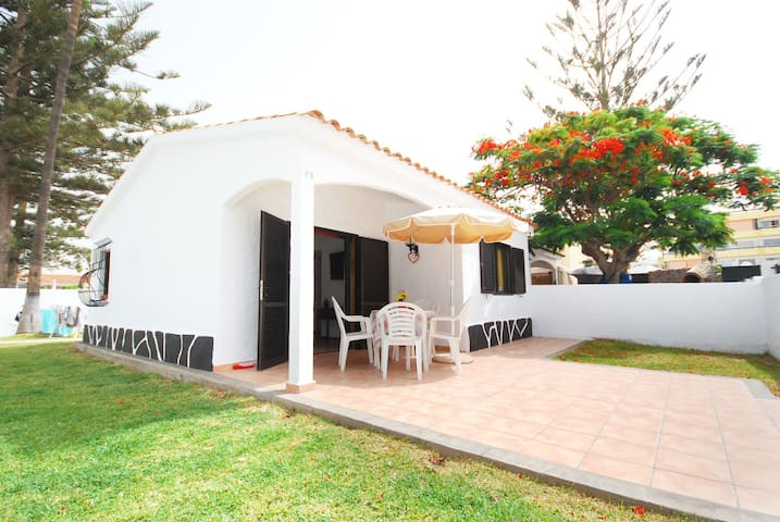 Soul Bung. 2 Bedroom & Pool View - Maspalomas - Villa