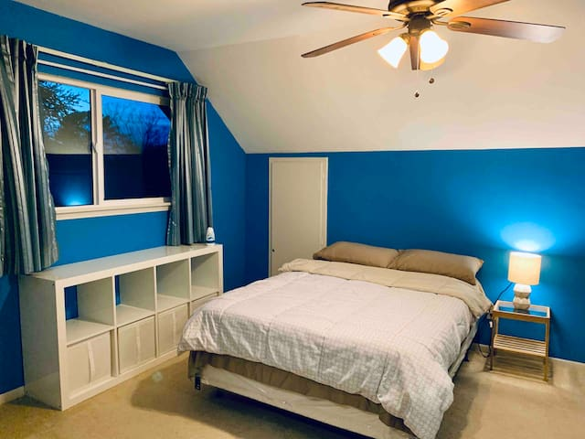 Clean Private Room In Center of Houston