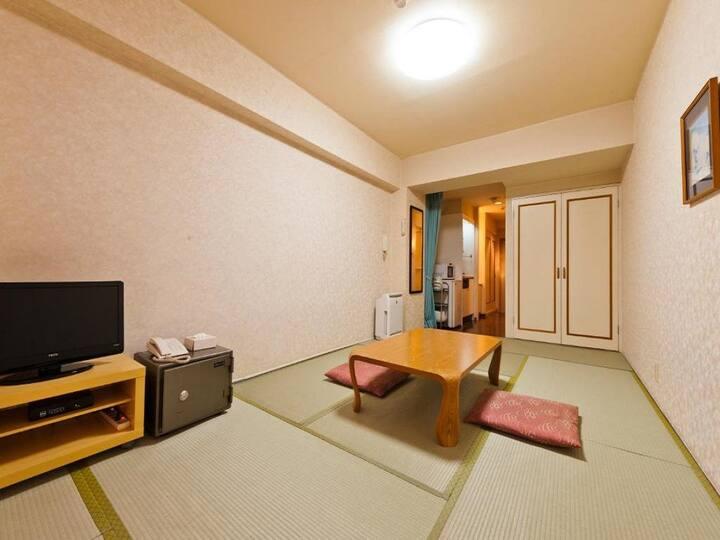 7mins->Atami Sta./JPN-Style Standard Room