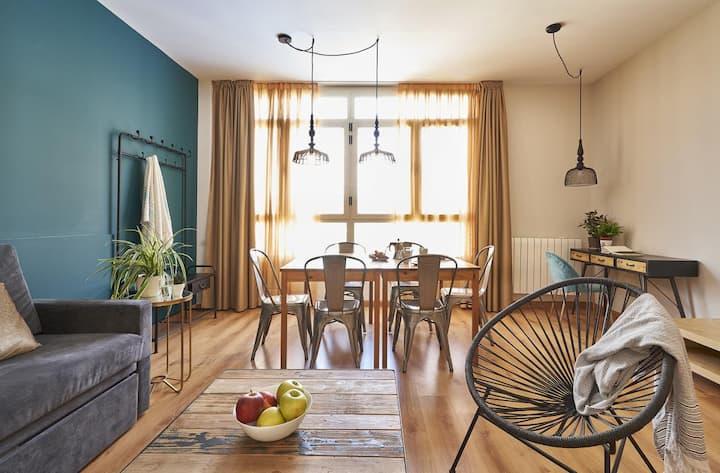 Amazing 3 bedroom+2bathroom minutes from Pl España
