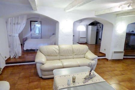 Loft très cosy, au calme avec piscine - Bormes-les-Mimosas - Loft