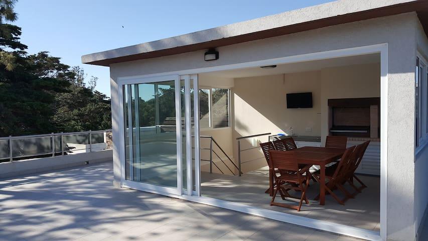 Duplex Ejecutivo Aqualina Suites - Valeria del Mar - Apartament