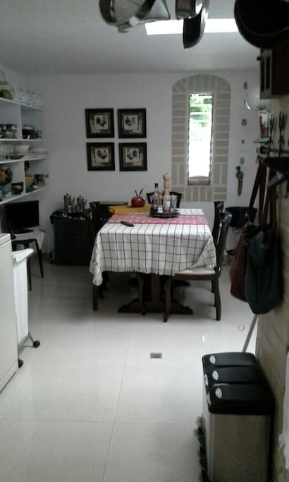 Dinning Room 1 in the kitchen