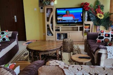 SPACIOUS 3BD,2BR APT, AMAZING VIEW. - Nairobi