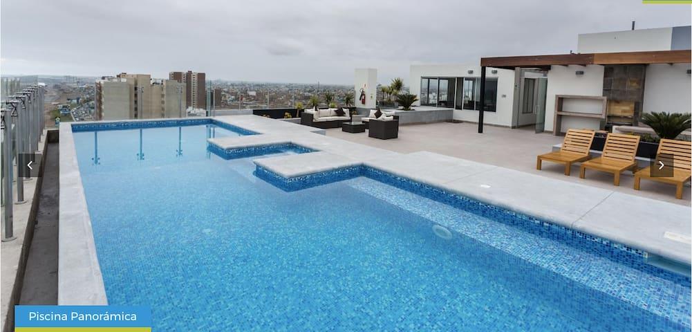 OceanFront Apartment