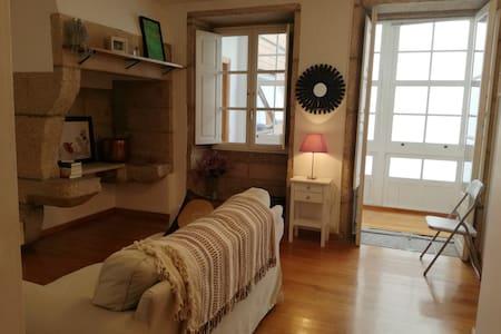 Apartamento acogedor en casco histórico