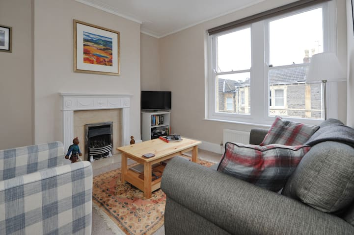 Beautiful one bedroom flat in Redland