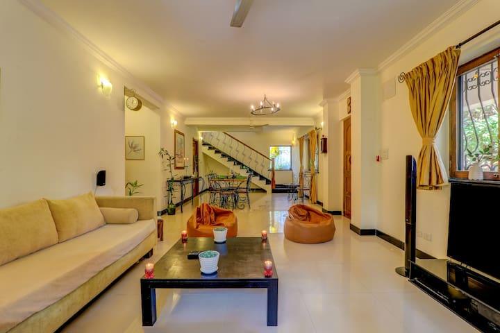 Villa Graca, North Goa