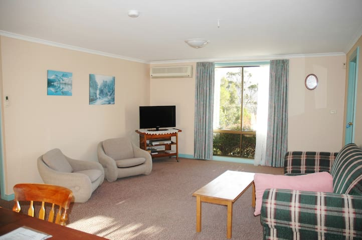 LenaWay-private & warm 57sqMT  7 km Hobart CBD - Lenah Valley - Квартира
