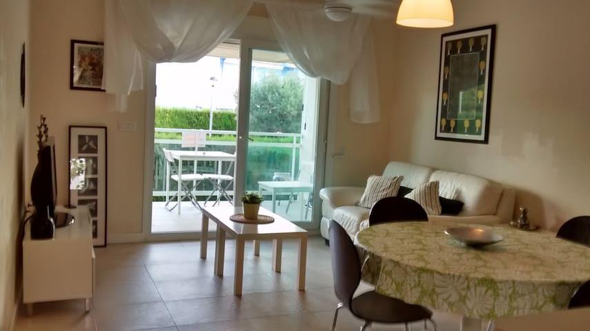 Piso en Urb. del Vergel a 8 min de la playa - El Verger - Wohnung