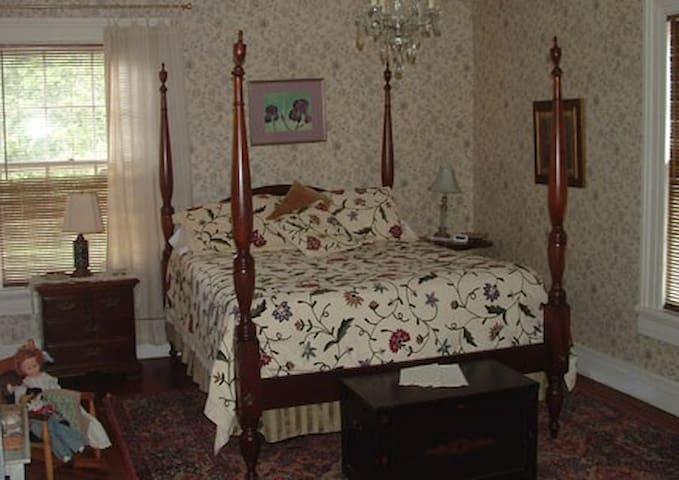 Longwood East Room