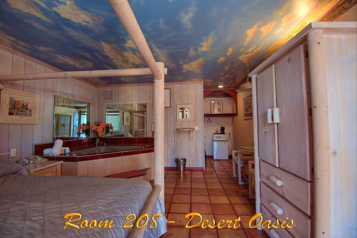 Oasis Of Eden - Desert Oasis