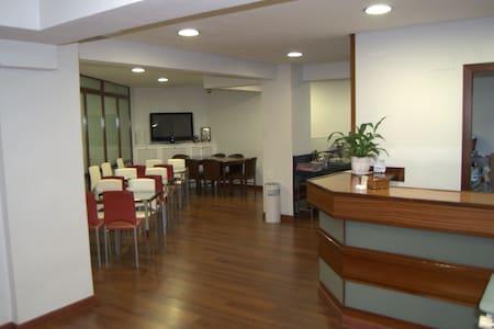 Habitaciones en el centro ciudad - Santander