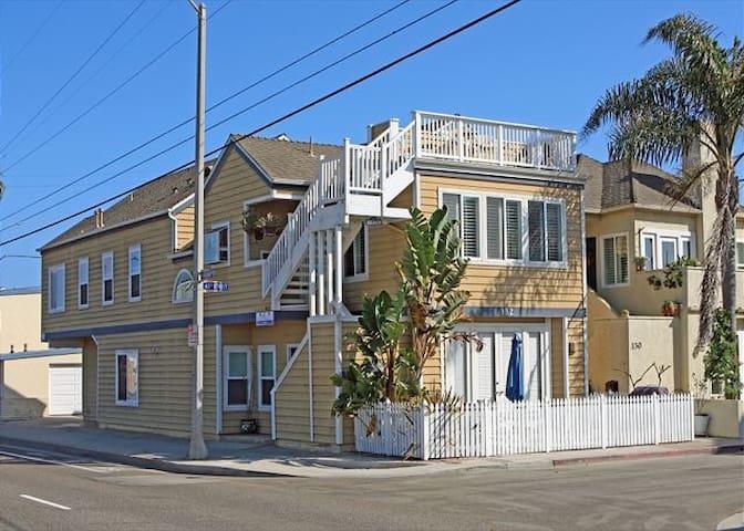 Best value 3bd Newport Beach-Ocean 150yd-Fr $130nt