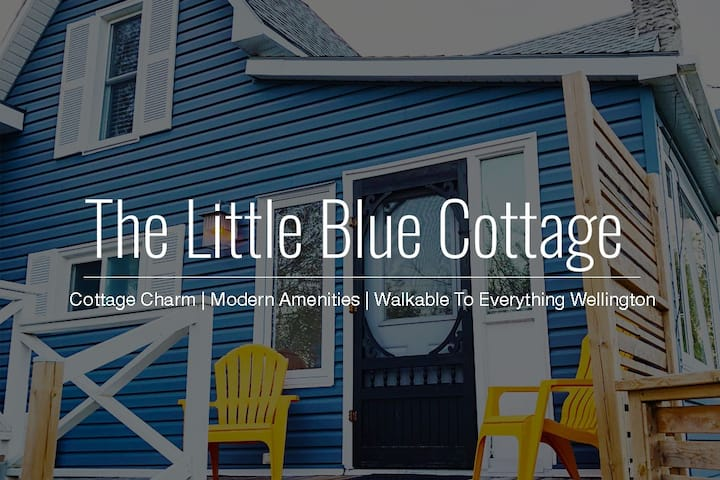 Little Blue Cottage: Perfect for families!