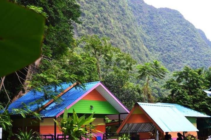 Khao Chang View Resort Bungalo Semi-Detached House