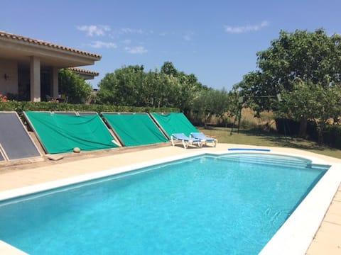 Casa Campo con Piscina / Swimming pool house