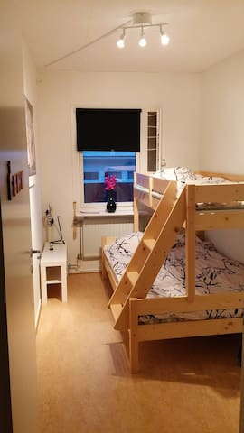 4 n Half Room Chain House With Outside space - Gothenburg - Bed & Breakfast
