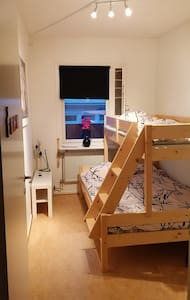 4 n Half Room Chain House With Outside space - Göteborg - Bed & Breakfast