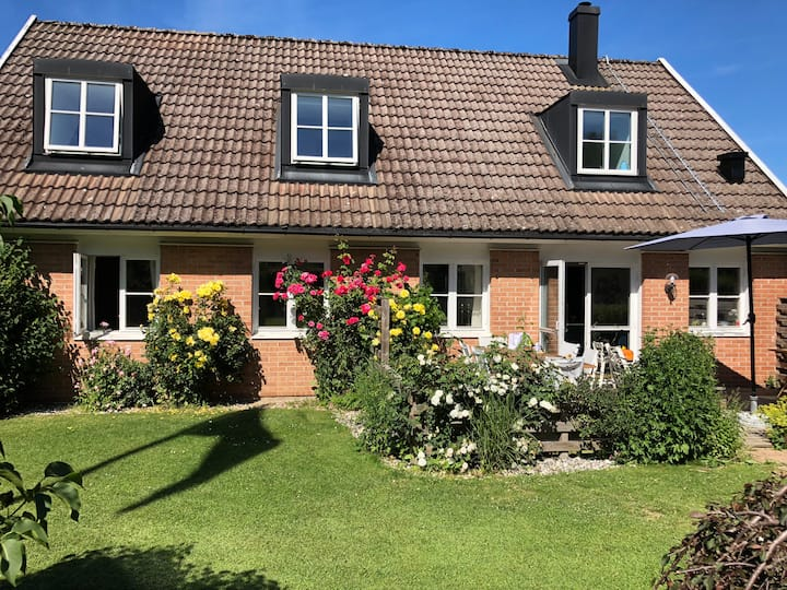 Villa i Båstad på populära Väster
