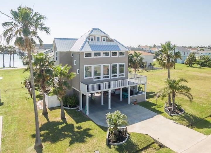 Beach House  In Sea isle  Galveston, Texas