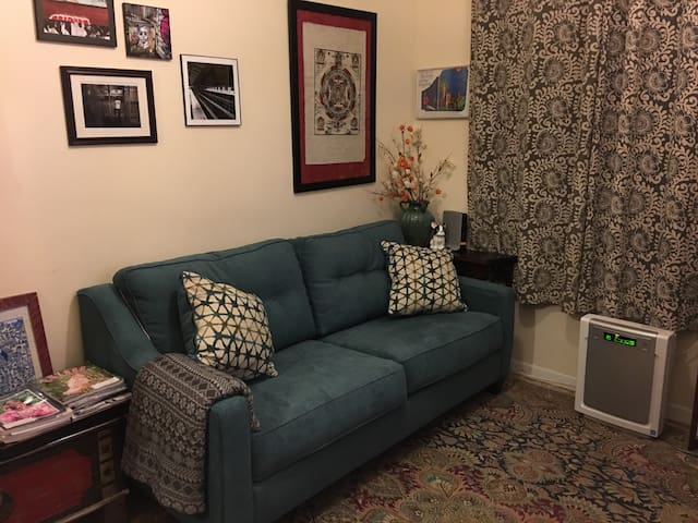 Large 2 Room Studio in Upper Manhattan