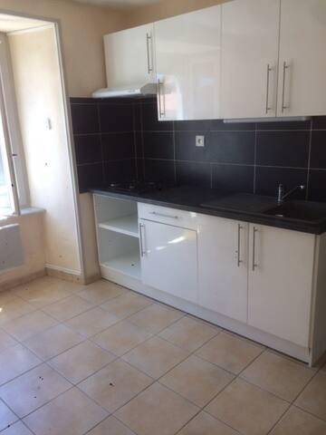 Appartement 4 pièces idéalement situé  saint-flour