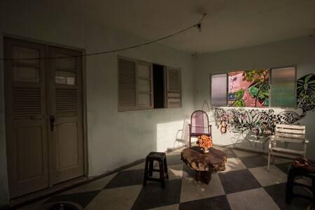 Próximo ao Sitio Histórico e o centro de Recife - Olinda