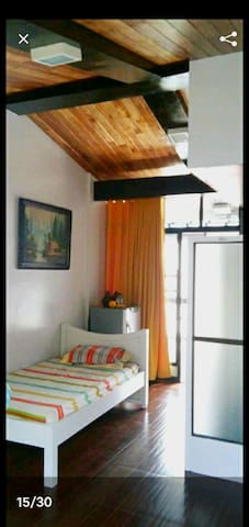 Dreamy loft near SM Trinoma Mall for 2 pax