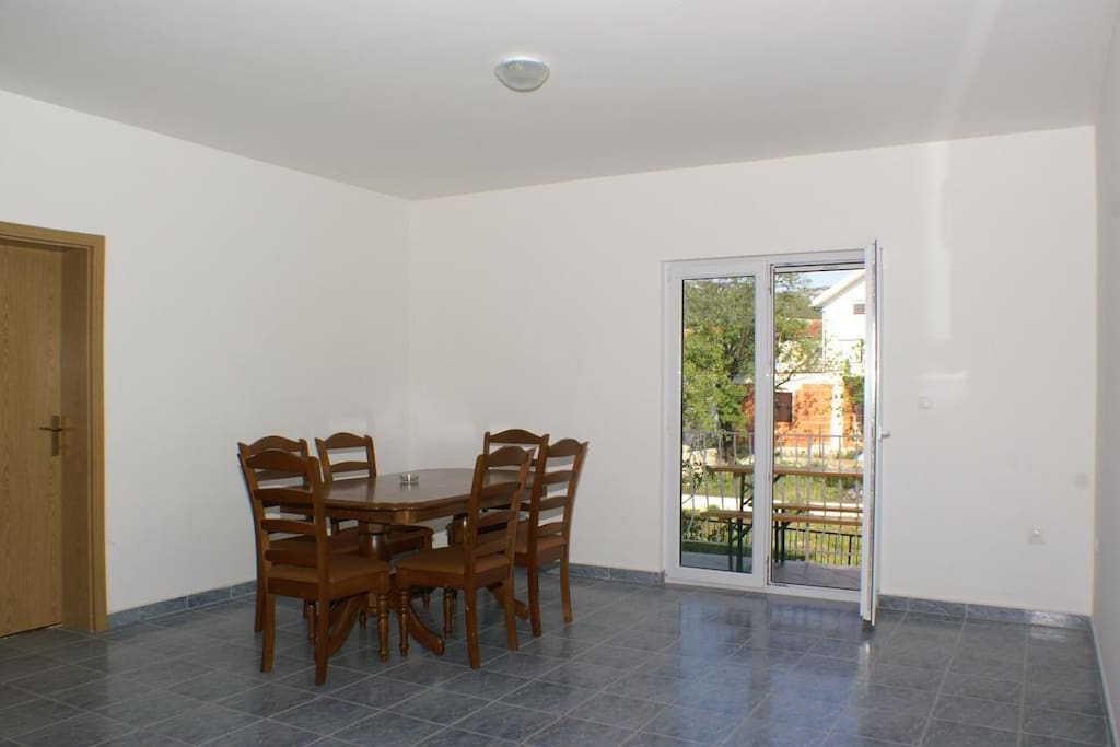 Dining room, Surface: 23 m²