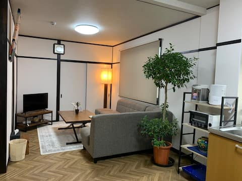 Japanese Modern Style NARA Second House #202 40㎡