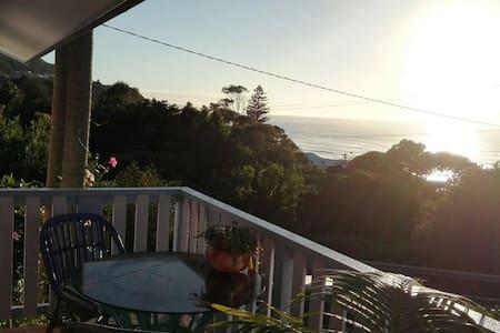 SeaHorse Garden 180° Ocean Views - Haus