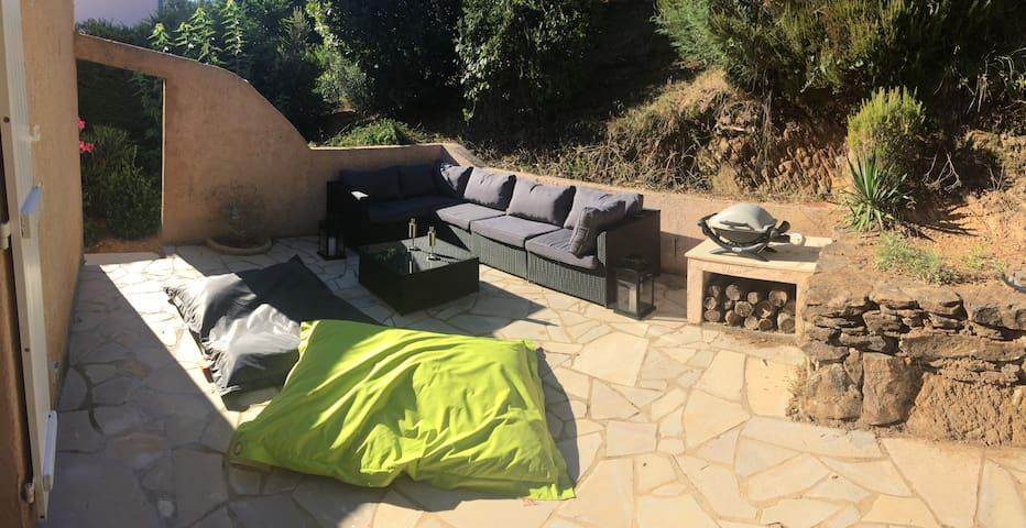 Jolie maison à 200m de la plage - La Croix-Valmer