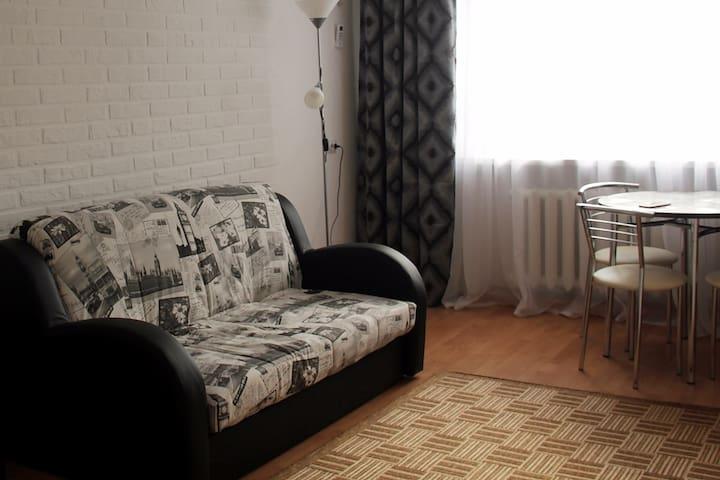 Двухкомнатные апартаменты на ул. Лейтенанта Шмидта - Novorossiysk