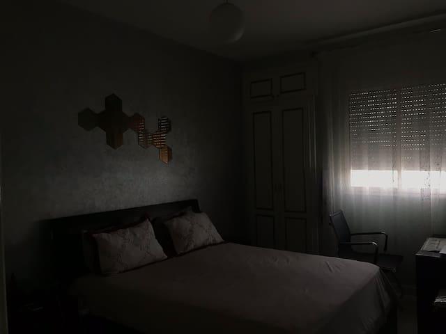 Appartement propre moderne bien équipé