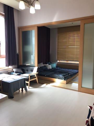 [Suwon] 수원역이 한눈에 보이는 전망 좋은 집 / 파티 / 모임 / 여행 / 데이트