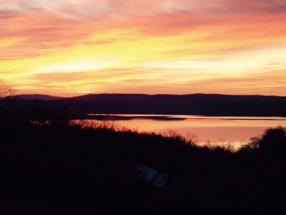 Stunning sunrises...