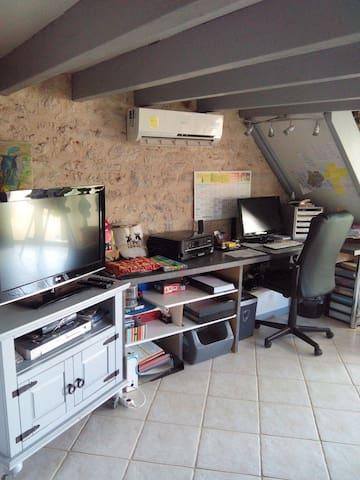 L'Oustal des Chênes coin de paradis - Cremps - Dům