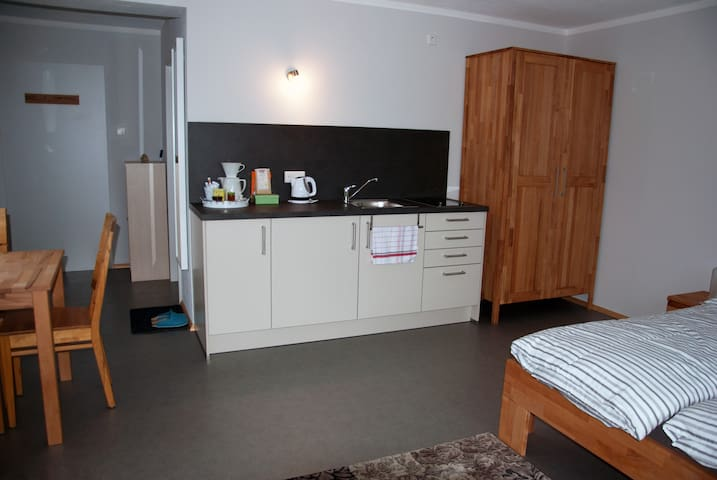 Modernes Ein Zimmerapartment - Jungingen - Apartment