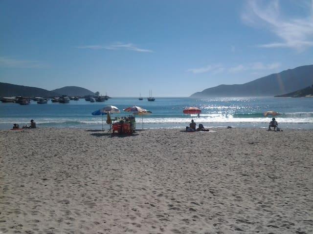 Caribe brasileiro 5(tenho com 1 e 2 quartos) - Arraial do Cabo - Wohnung